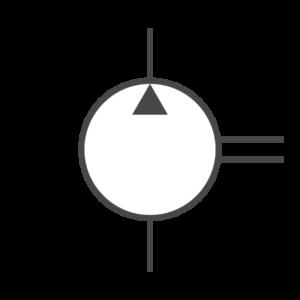Unidirektionale Hydraulikpumpen