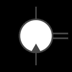 Unidirektionale Hydraulikmotoren