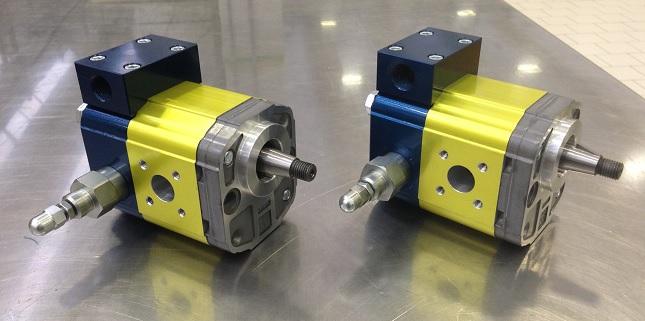 Nuovo Prodotto - Pompe con valvola prioritaria