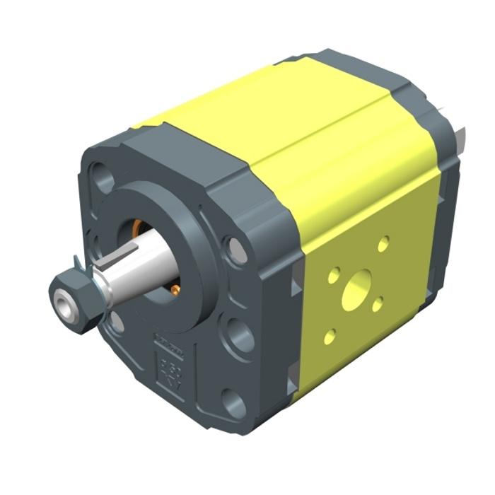 Motore Unidirezionale xu213 del Gruppo 2 di Vivolo Vivoil Oleodinamica