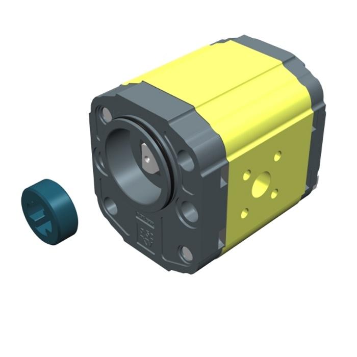 Motore Unidirezionale xu216 del Gruppo 2 di Vivolo Vivoil Oleodinamica