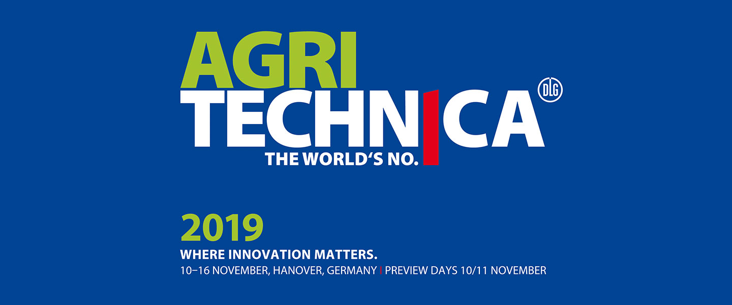 Vivoil ad Agritechnica Hannover 2019