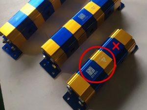 Etichetta assente e incisione non originale