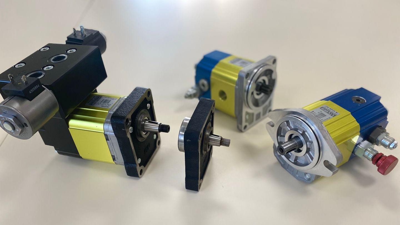Motori oleodinamici Vivoil: guida alle nostre soluzioni particolari