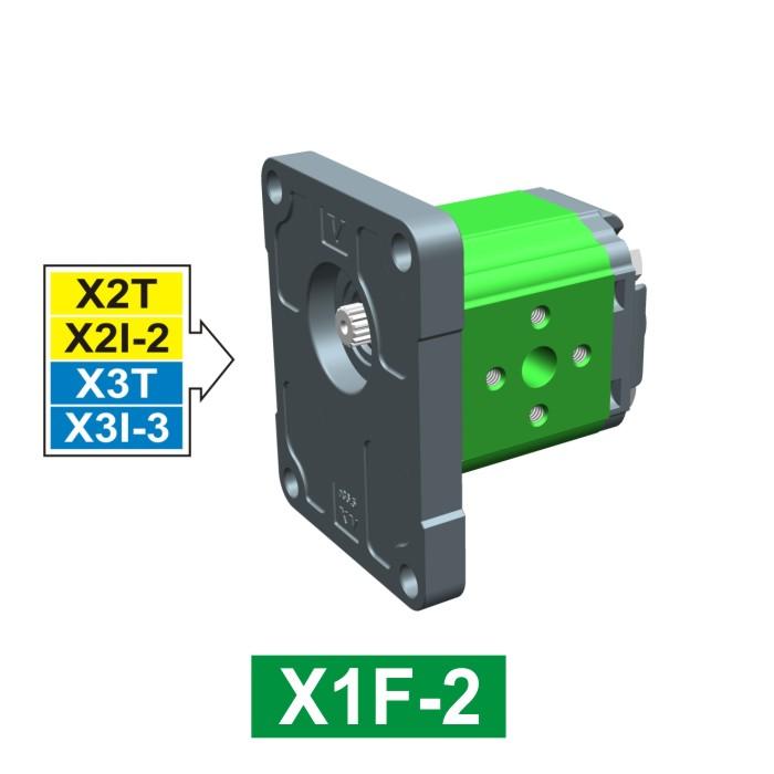 Elemento di Pompa Multipla xf103 del Gruppo 1 di Vivolo Vivoil Oleodinamica