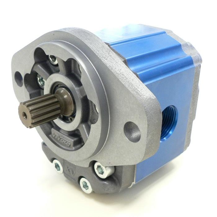 Reversible Hydraulic Motors ø101 6 SAE B FLANGE - Group 3