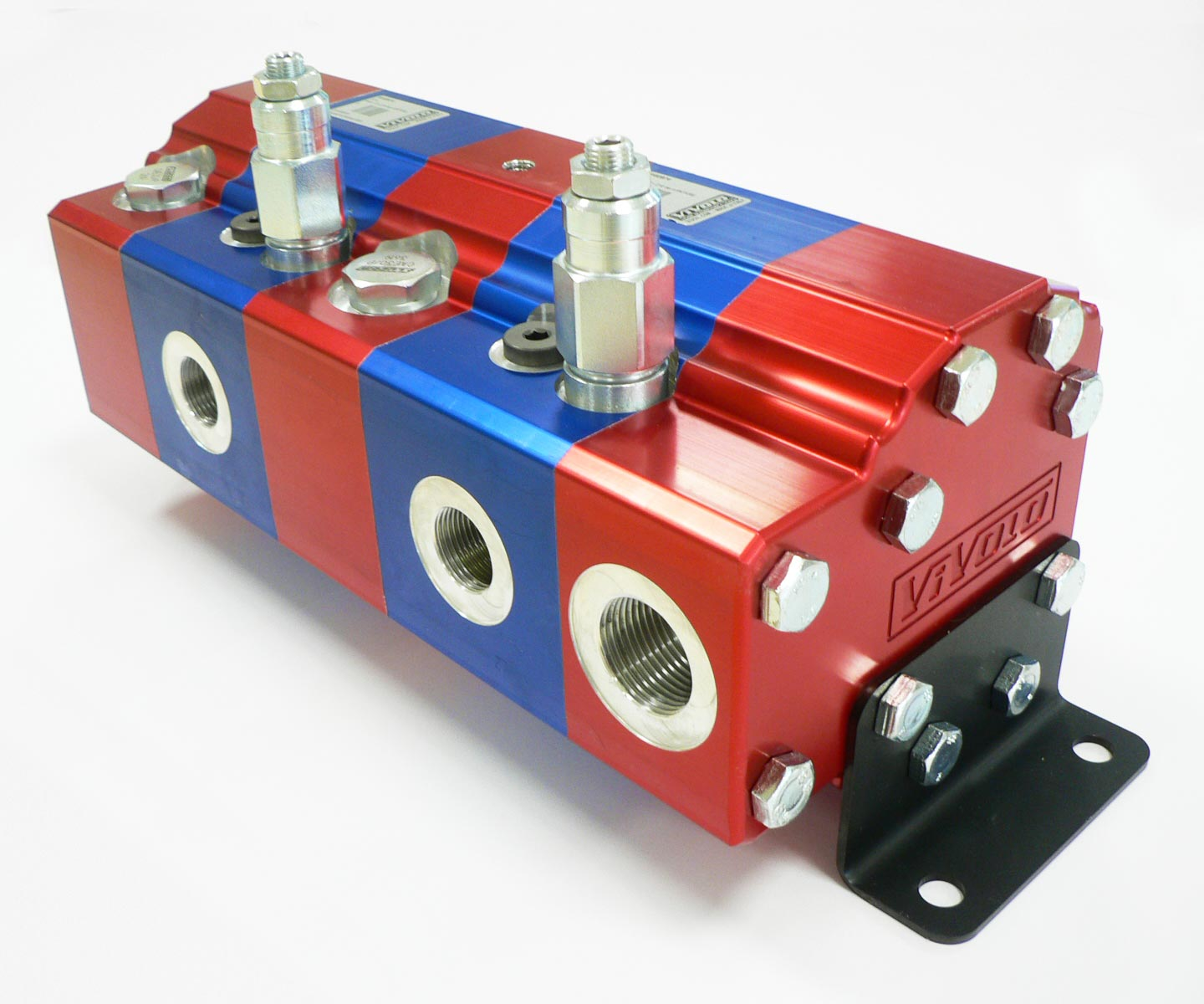 New product: Group 3 Flow Divider with Valves